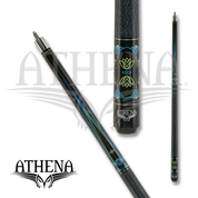 Athena Blue & Lime Green Accents - ATH50