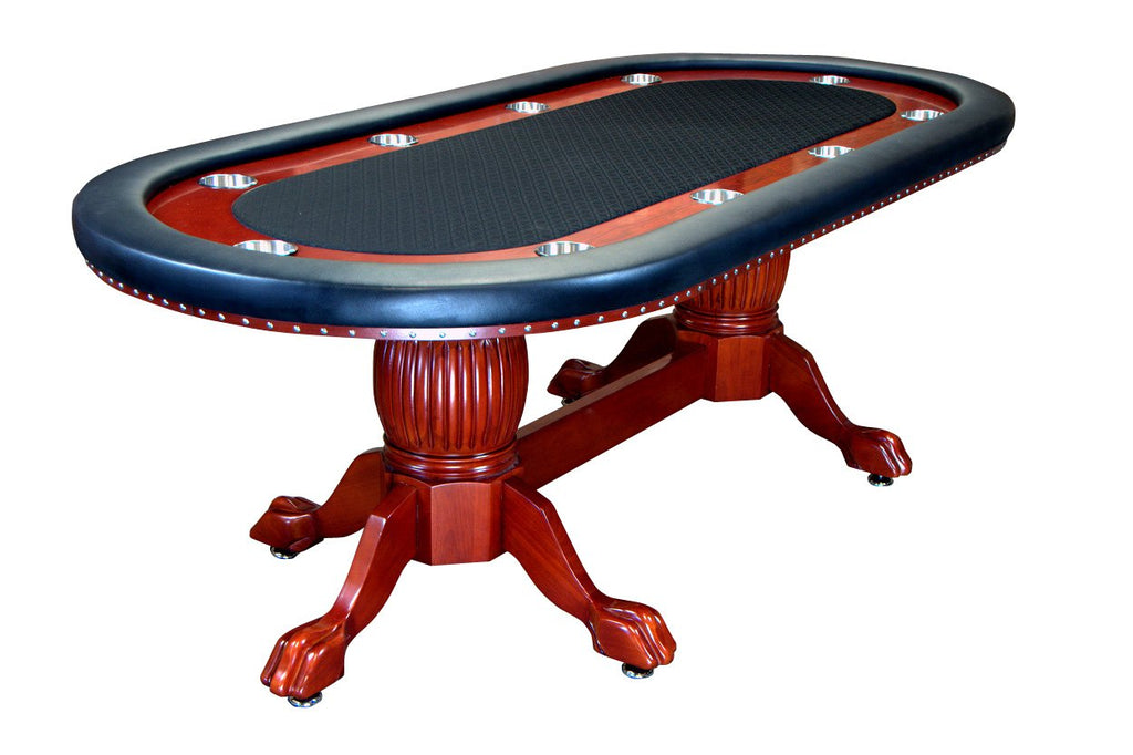 BBO Rockwell 10 Player Poker Table