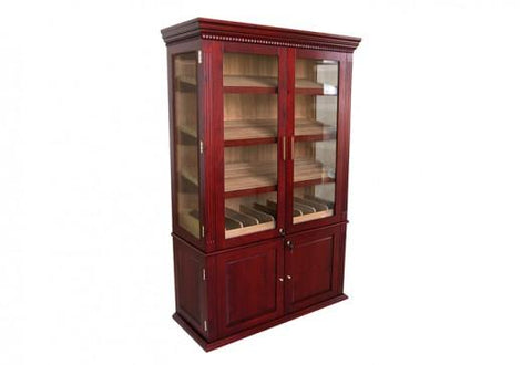 Image of Prestige Saint Regis 4000 Cigar Cherry Humidor