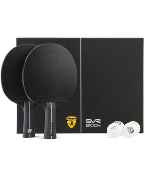 Killerspin SVR 2U Black Table Tennis Paddle Set