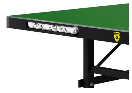 Killerspin MyT 10 Outdoor EmeraldCoast Table Tennis Table Package
