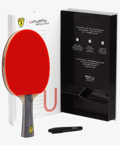 Killerspin JET600 Spin N1 Ping Pong Paddle