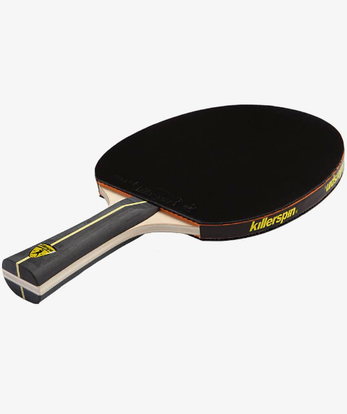 Killerspin JET Black Ping Pong Paddle