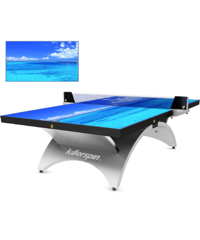 Image of Killerspin Revolution Designer Series Table Tennis Table