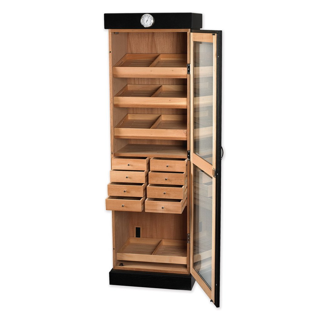 Tower of Power Humidor by Quality Importers
