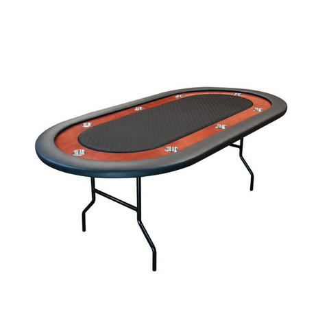 BBO Ultimate 10 Player Portable Poker Table