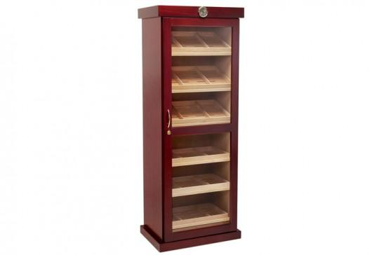 Prestige Barbatus Cherry Finish 2000 Cigar Humidor