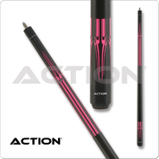Action Impact Black and Pink Matte