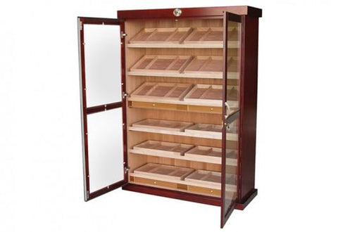 Prestige Bermuda 4000 Cigar Cherry Finish Humidor