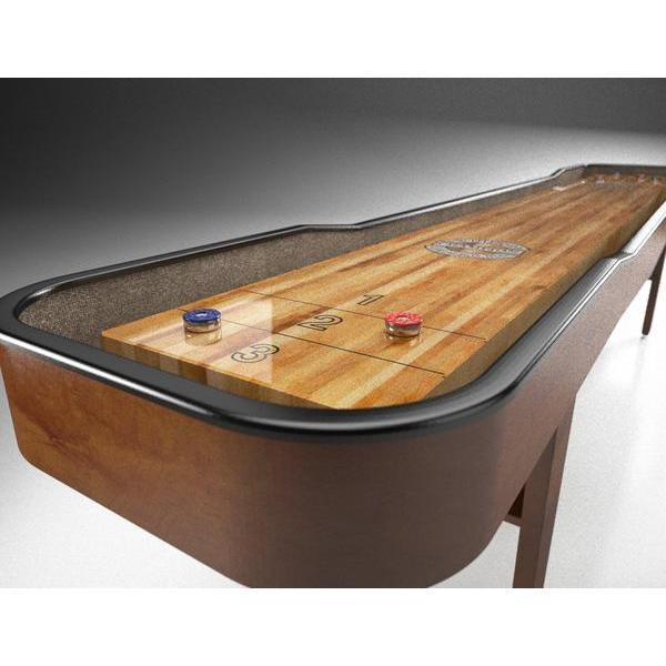 Champion Gentry Shuffleboard Table