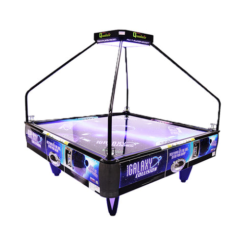 Image of Barron Games Galaxy Collision QuadAir Hockey Table