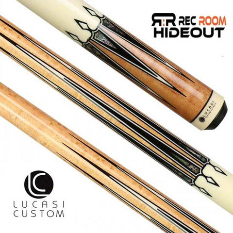Image of Lucasi LZC46 Custom Pool Cue