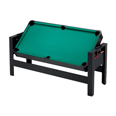 Image of Fat Cat 3-In-1 Table Tennis/Pool/Air Hockey Game Table