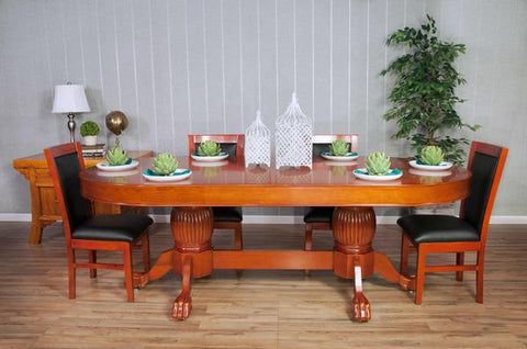 Image of BBO Oval Dining Top