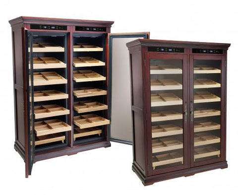 Image of Prestige Reagan 4000 Cigar Cherry Humidor