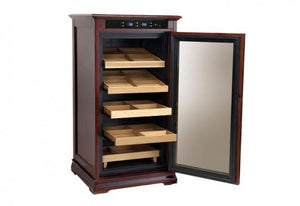 Prestige Redford 1250 Cigar Dark Cherry Humidor