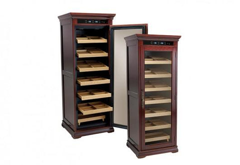 Image of Prestige Remington 2000 Cigar Dark Cherry Humidor