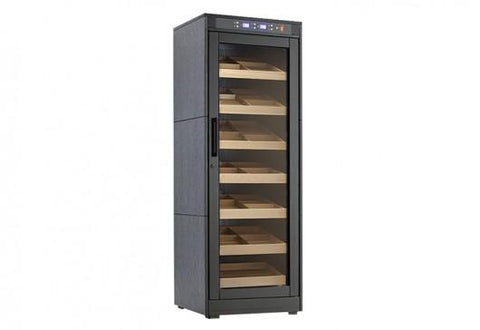 Prestige Remington Lite 2000 Cigar Black Oak Humidor