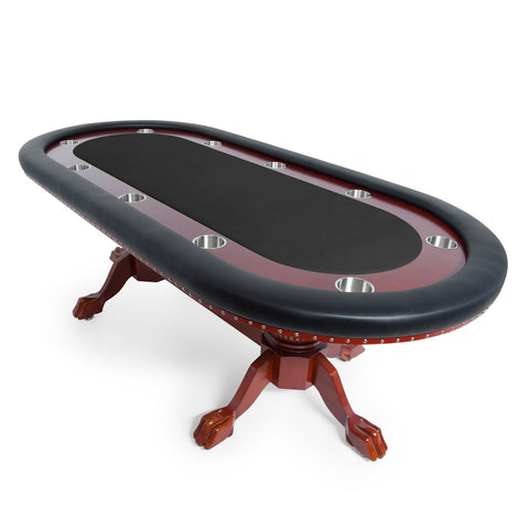 Image of BBO Rockwell 10 Player Poker Table