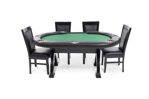 Image of BBO X2 Mini 8 Person Poker & Dining Table