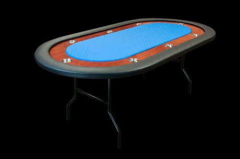 Image of BBO Ultimate Portable 8 Player Poker Table Jr.