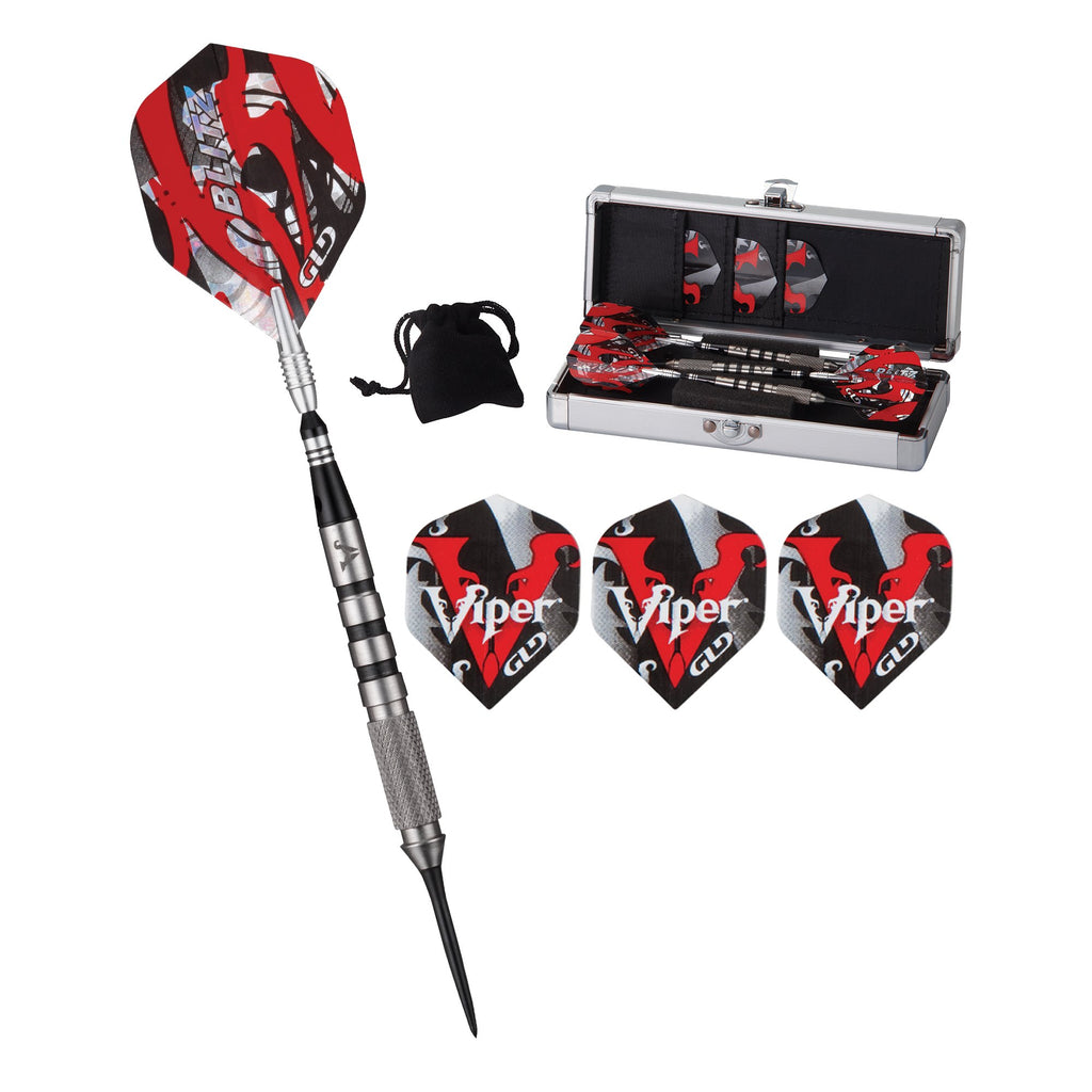 Viper Blitz 95% Tungsten Steel Tip Darts 24 Grams