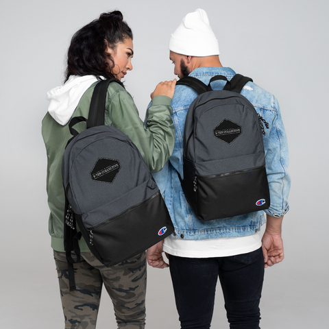 X-Ten Collective Embroidered Champion Backpack