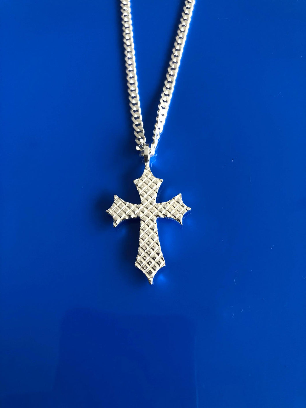 Lil Cross Necklace