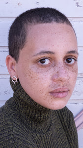 Baby Fuck Cancer Earrings