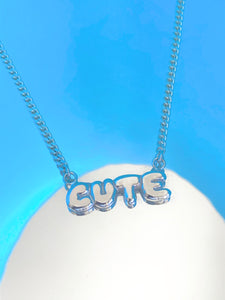 Cute You Guys Necklace