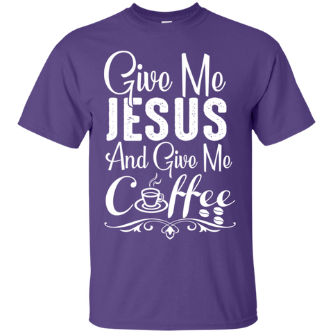 Image of Give Me Jesus and Coffee