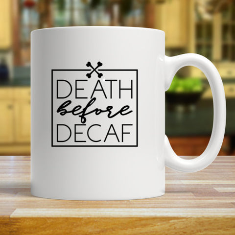 Image of Death Before Decaf