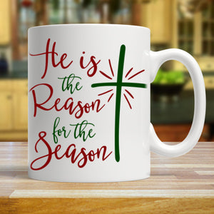 He is the reason for the season