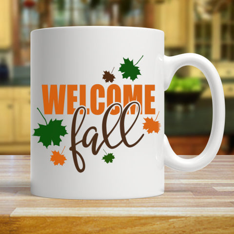 Image of Welcome Fall