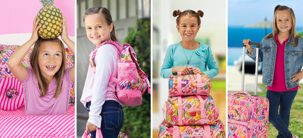 Bixbee funtastical backpacks, bedding, luggage and more