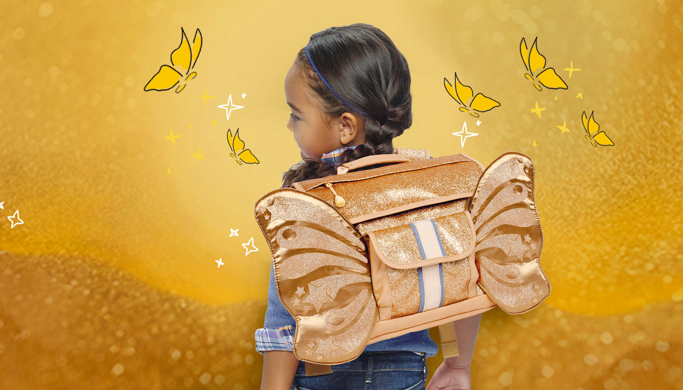 Bixbee kids backpacks, childrens backpacks, duffle bags, lunchboxes, pencil cases