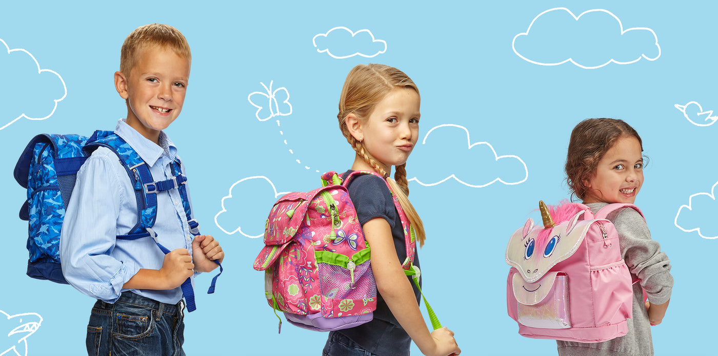 kids backpacks size chart | Bixbee kids backpacks and lunchboxes