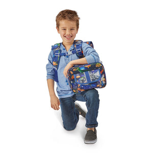 Medium Meme Space Odyssey Backpack & Lunchbox Bundle