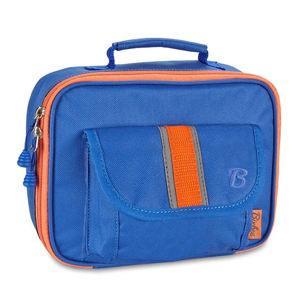 """Signature Lunchbox"" - Blue - Bixbee"