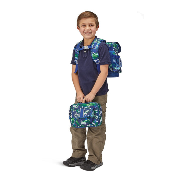 """Soccer Star"" Backpack & Lunchbox Bundle - Medium - Bixbee"