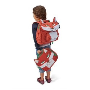 Fox Pack  & Lunchbox Bundle - Bixbee