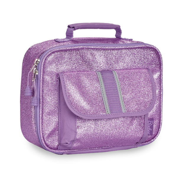"""Sparkalicious Purple"" Butterflyer Backpack & Lunchbox Bundle - Bixbee"
