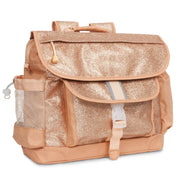 """Sparkalicious Gold"" Backpack & Lunchbox Bundle for Kids - Large - Bixbee"