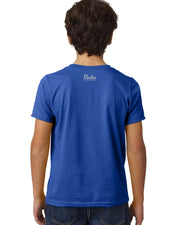 The Things That Make Different are the Things that Make Me Me - Blue T-Shirt Youth - Bixbee