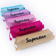 Superstar Sparkalicious Pencil Case - Bixbee