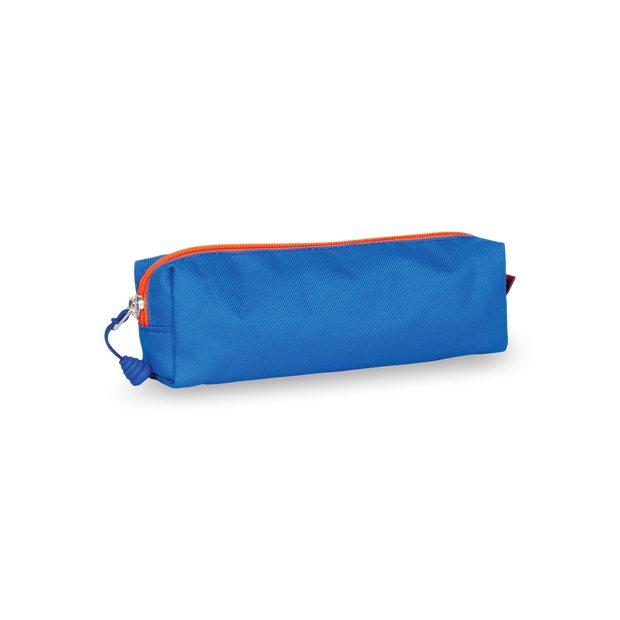 """Signature Backpack and Pencil Case"" Bundle - Blue - Bixbee"