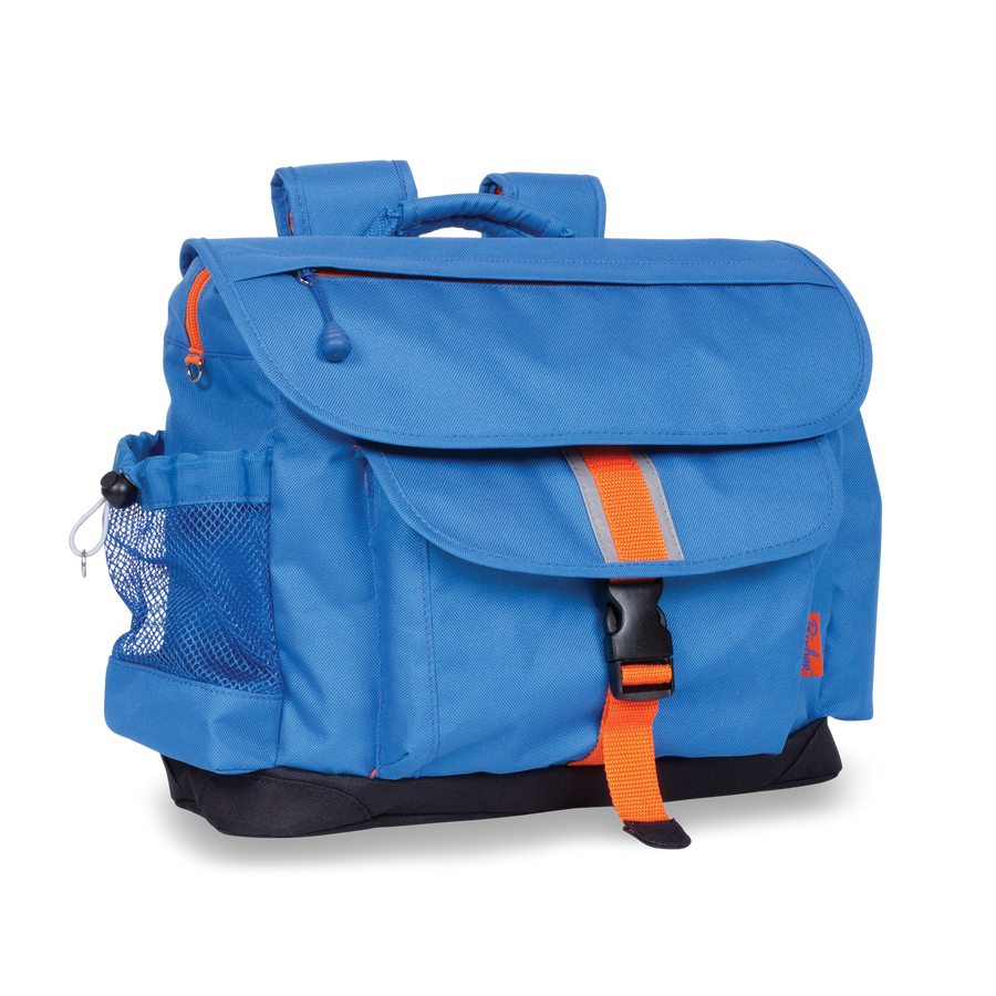 Signature Blue - Backpack/Pencil Case Bundle - Bixbee