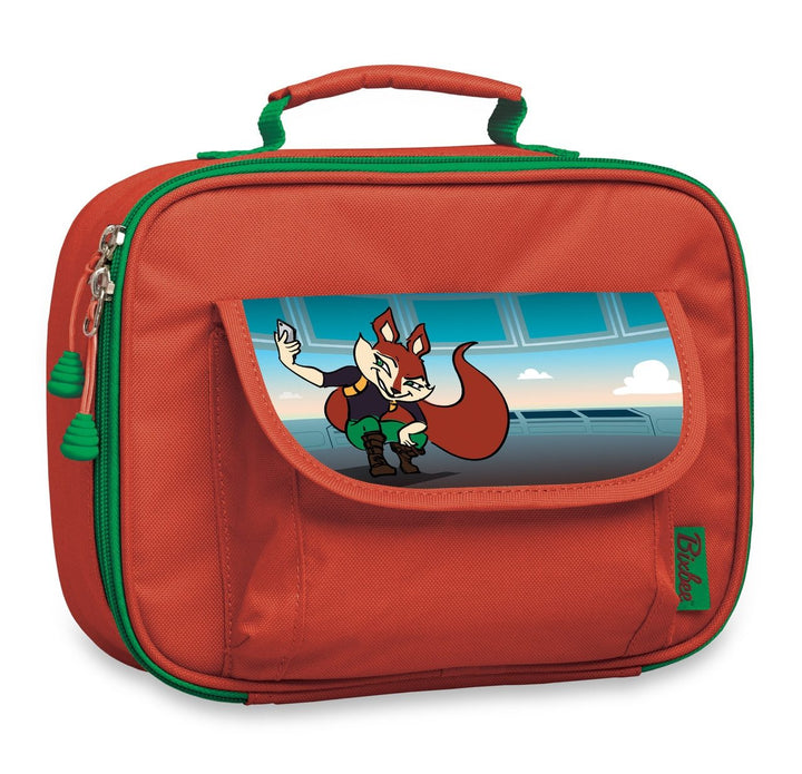 Fox Lunchbox - Bixbee