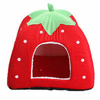 Berry Cat Bed