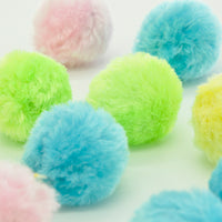 Kitten Candy Color Ball Toys